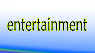 Entertainment dan Website