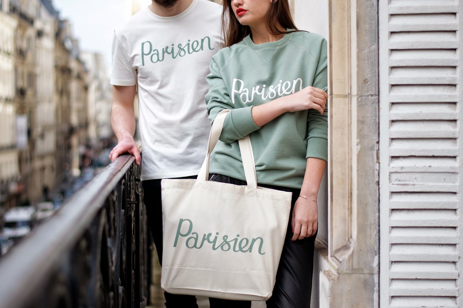 Kitsune parisien collection