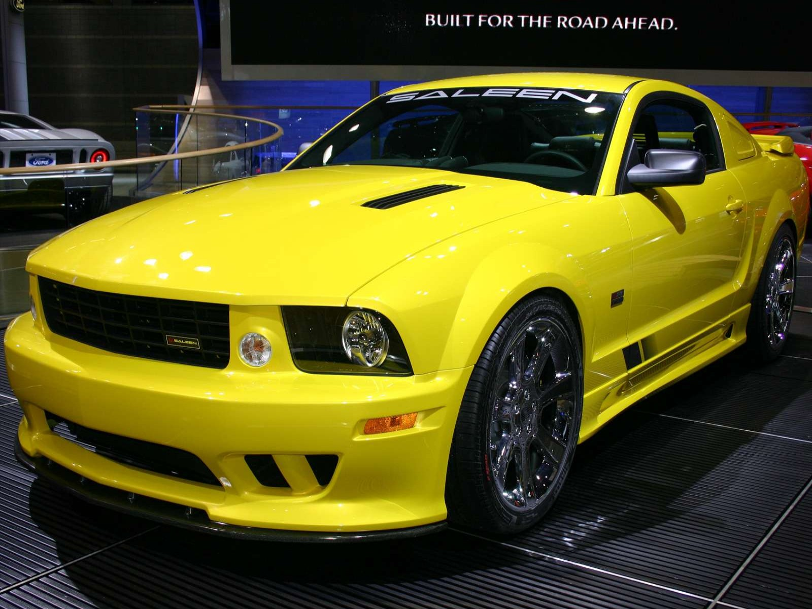2005 ford mustang saleen s281 car autos gallery. Black Bedroom Furniture Sets. Home Design Ideas