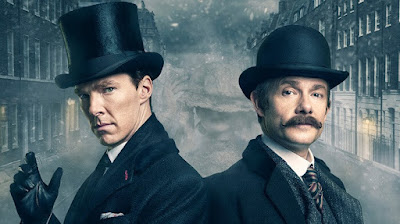 Regardez Sherlock épisode spécial noël sur BBC et PBS