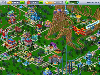 RollerCoaster Tycoon 4 v.1.7.1 [MOD] - andromodx