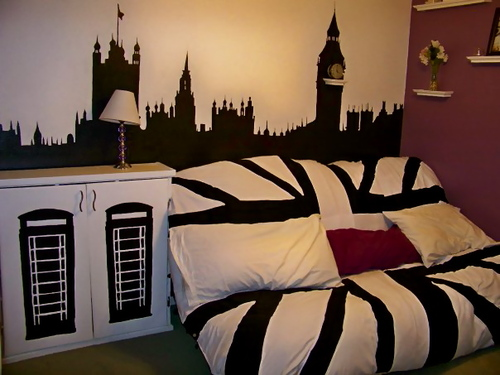 Te Sigo pelo Mundo Home Decor London