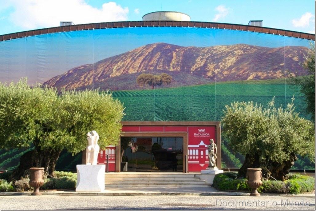Quinta da Bassaqueira, Azeitão, Enoturismo