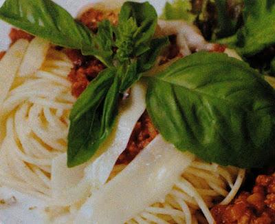 Resepi Spaghetti Bolognese Serba Ringkas