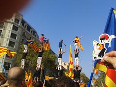 La gran manifestació per l'Estat Propi.