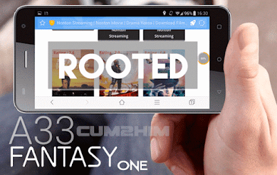 Cara Root Mito Fantasy One A33 Tanpa PC