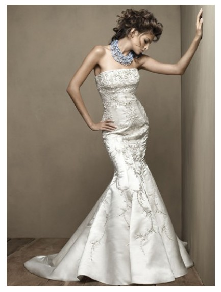 Style Wedding Dresses : Mermaid style wedding dresses unique ideas and collections