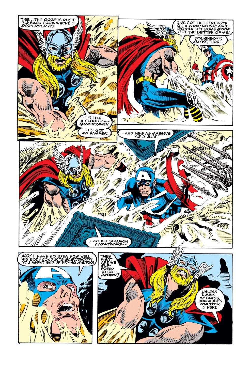 Captain America (1968) Issue #395 #328 - English 16