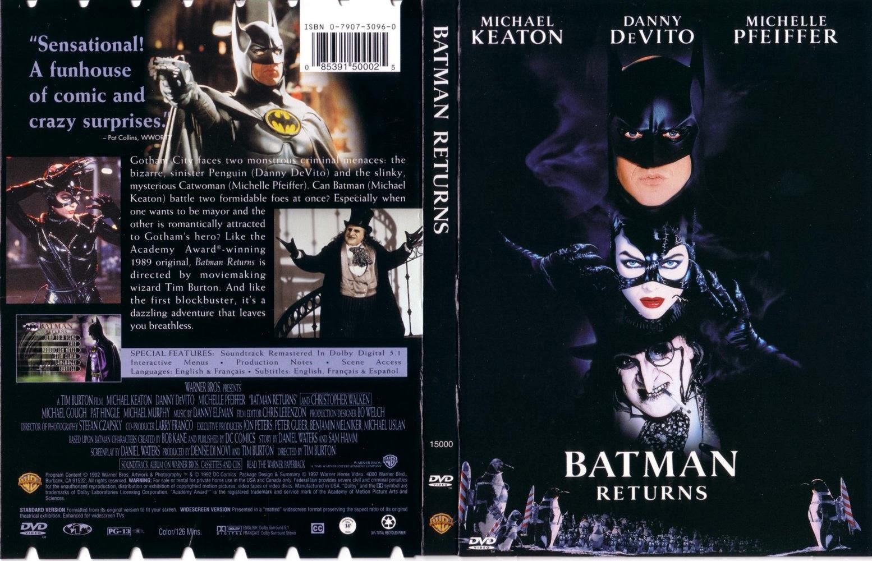 0799º - BATMAN - O RETORNO