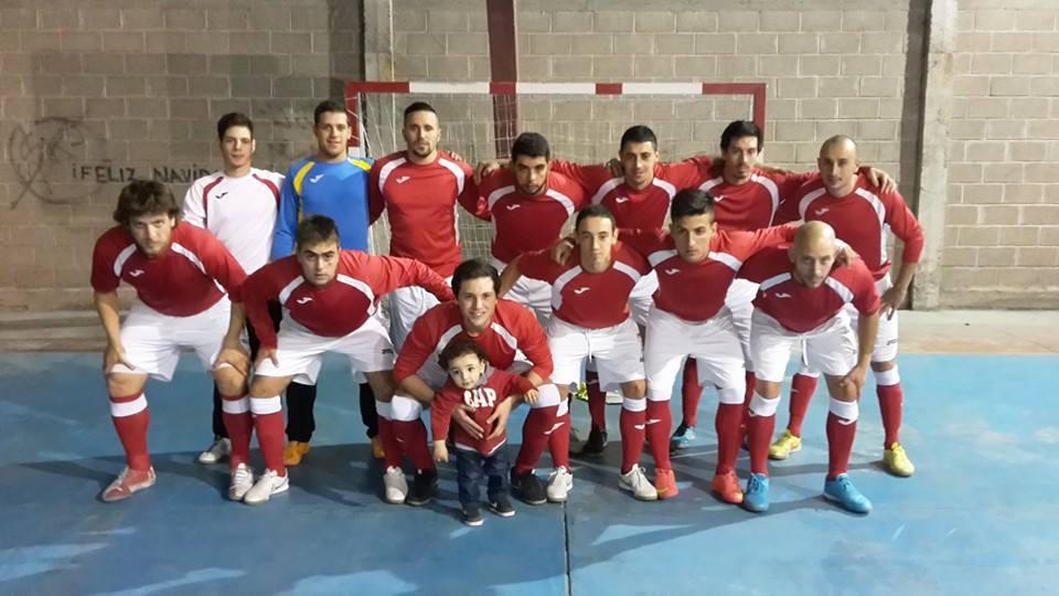 Plantel de 1era. City Park Futsal 2015