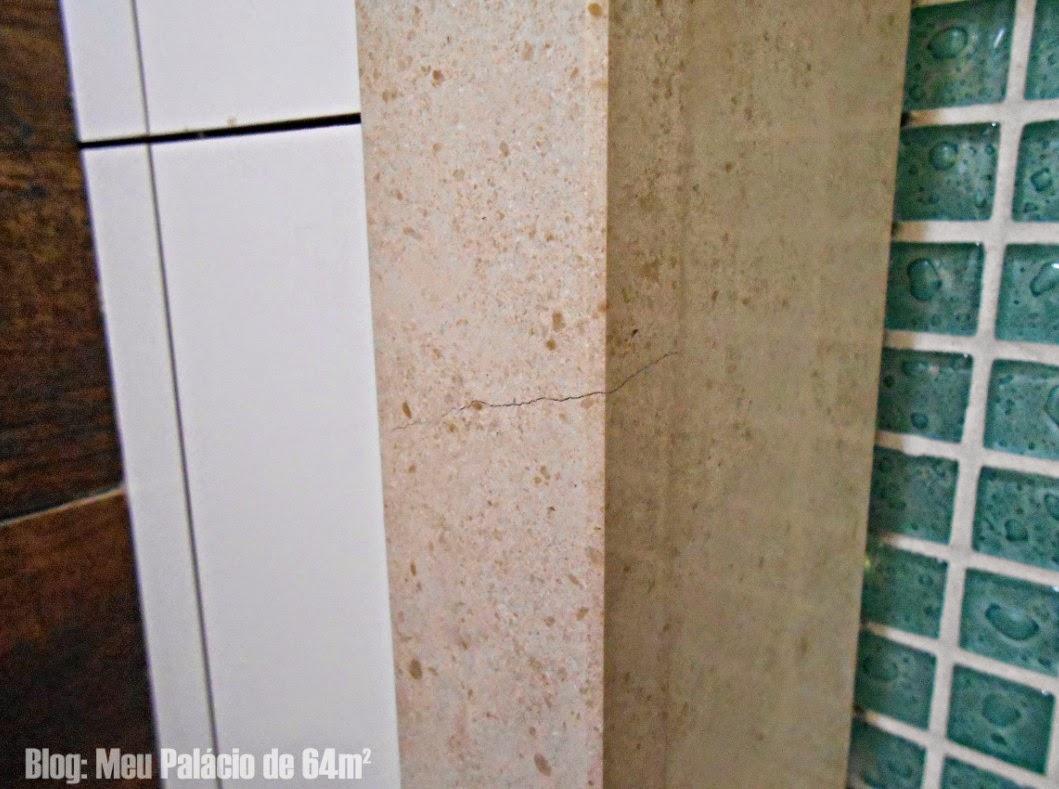 medidas as medidas da abertura da parede era de 0 80cm de largura 0  #62462C 1059 789