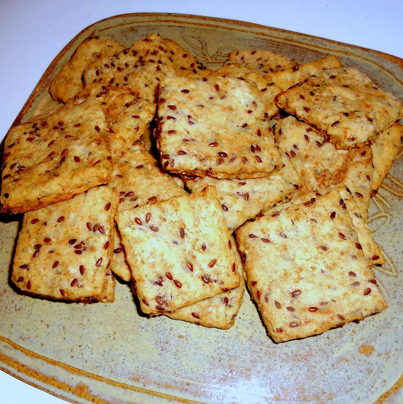 galletas con semillas