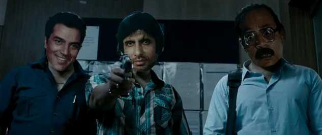 Ghanchakkar Trailer