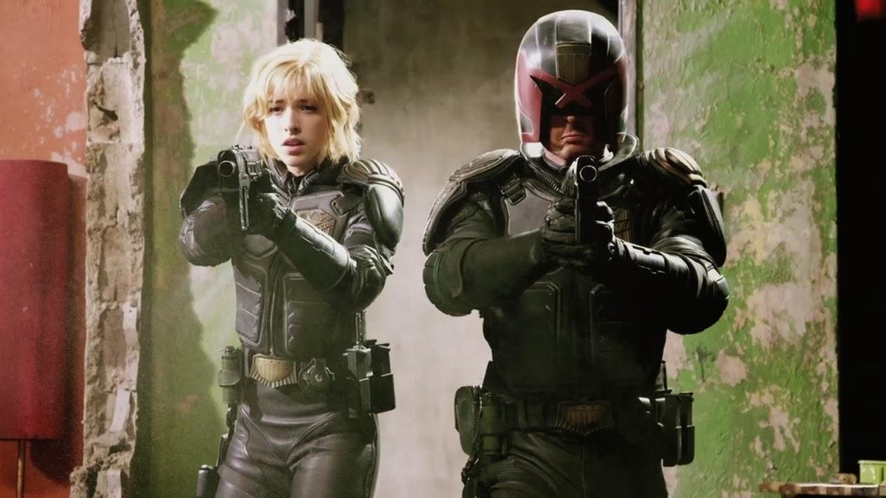 Image result for Dredd (2012)