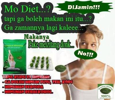 obat pelangsing badan,meizitang botanical slimming softgel,meizitang asli,pelangsing herbal, program diet,pelangsing meizitang