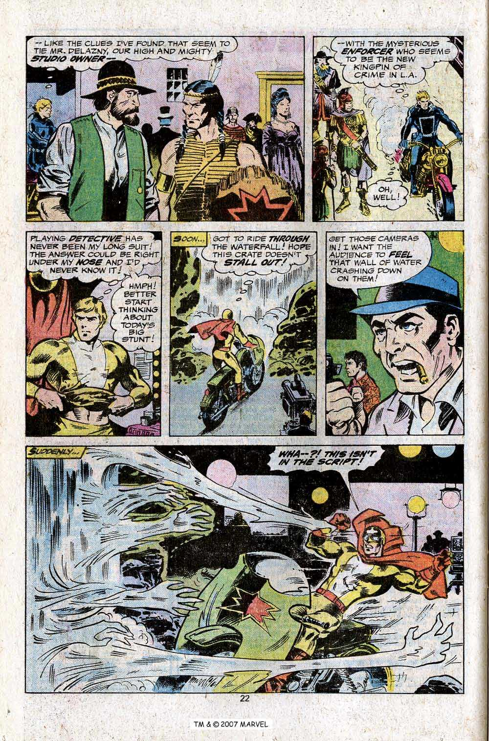 Ghost Rider (1973) Issue #23 #23 - English 24