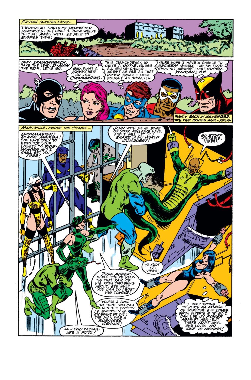 Captain America (1968) Issue #342 #272 - English 14