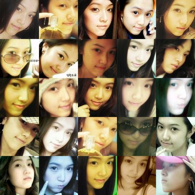 SNSD (Girls' Generation) Pre-debut