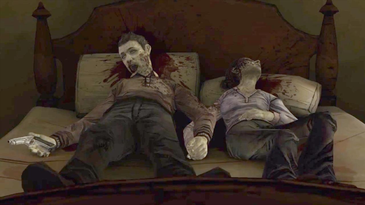 Walking Dead Game Season 5