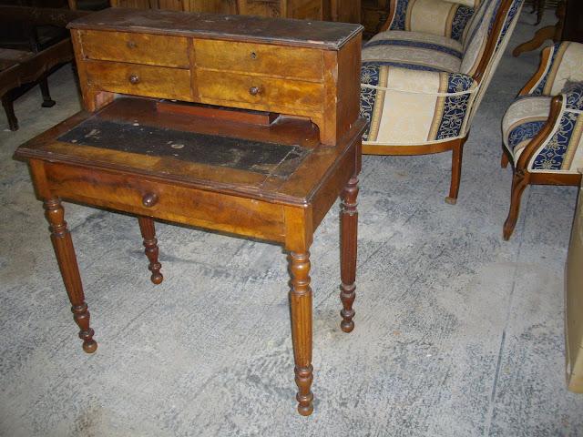 Meuble ancien secretaire bureau for Nettoyer meuble ancien