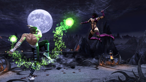 Mortal Kombat - Komplete Edition (BlackBox) Full ISO Screenshot 3