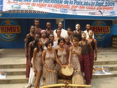 Dia da Paz 2009 - Matadi, República Democrática do Congo