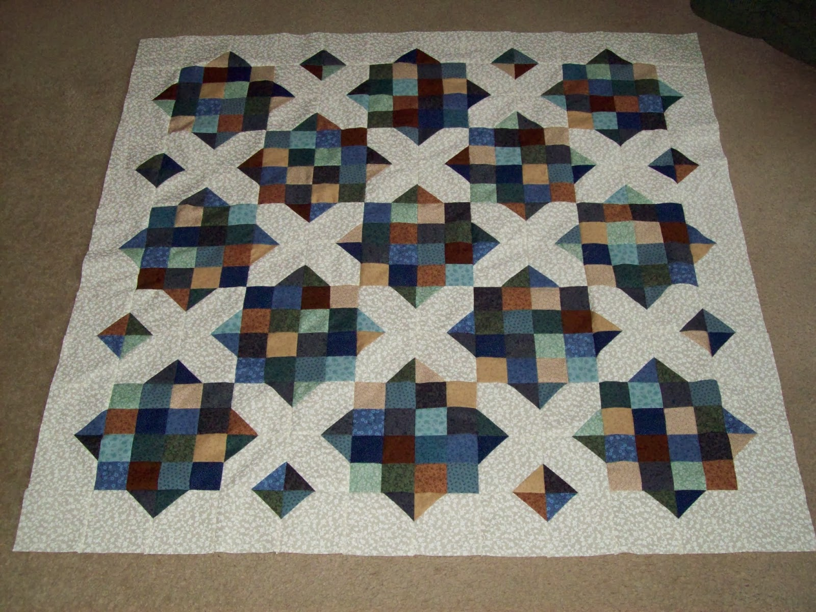 Tudy's Craft Cupboard: Goodnight Irene Quilt : goodnight irene quilt - Adamdwight.com