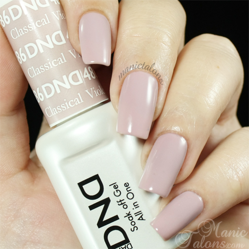 Daisy Duo Classical Violet Swatch