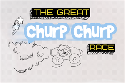 'The Great ChurpChrup Race' Contest