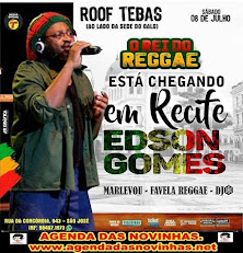 EDSON GOMES NA ROOF TEBAS