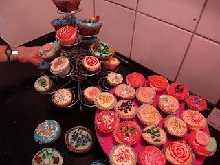 Cupcakes. Opsætning.