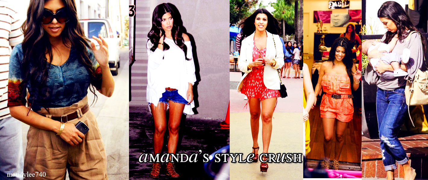 Livingthehoodlife Kourtney Kardashian Fashion Inspiration