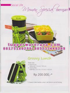 Tupperware promo maret 2012
