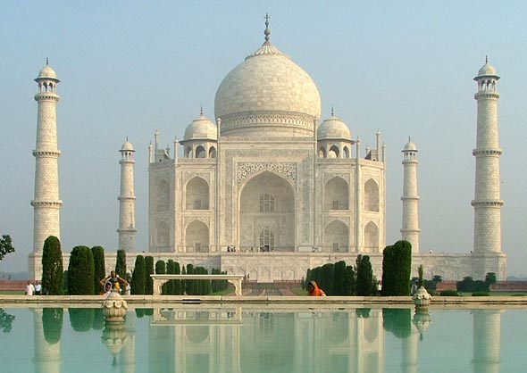 Welcome to the islamic holly places taj mahal agra india for Architecture inde