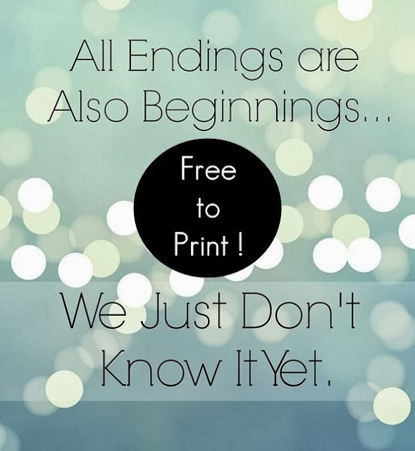 New Year Free Printable