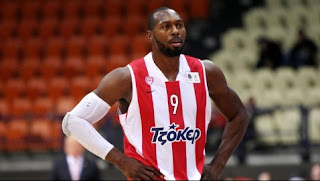 Joey Dorsey signed with Gaziantep