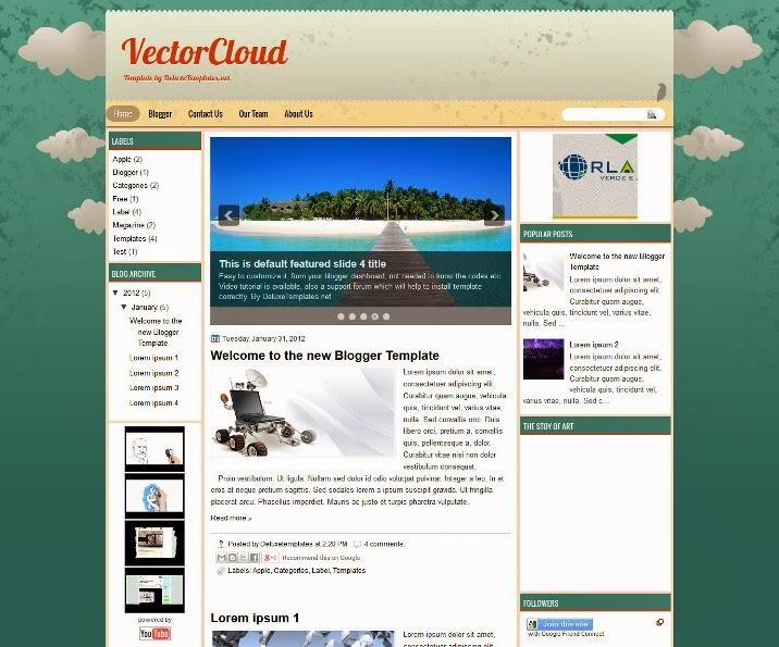 VectorCloud