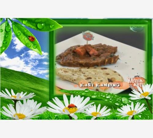Ketuk-ketuk Ramadan bersama Alif Satar - Cekodok Saji Mee, Kari Kambing