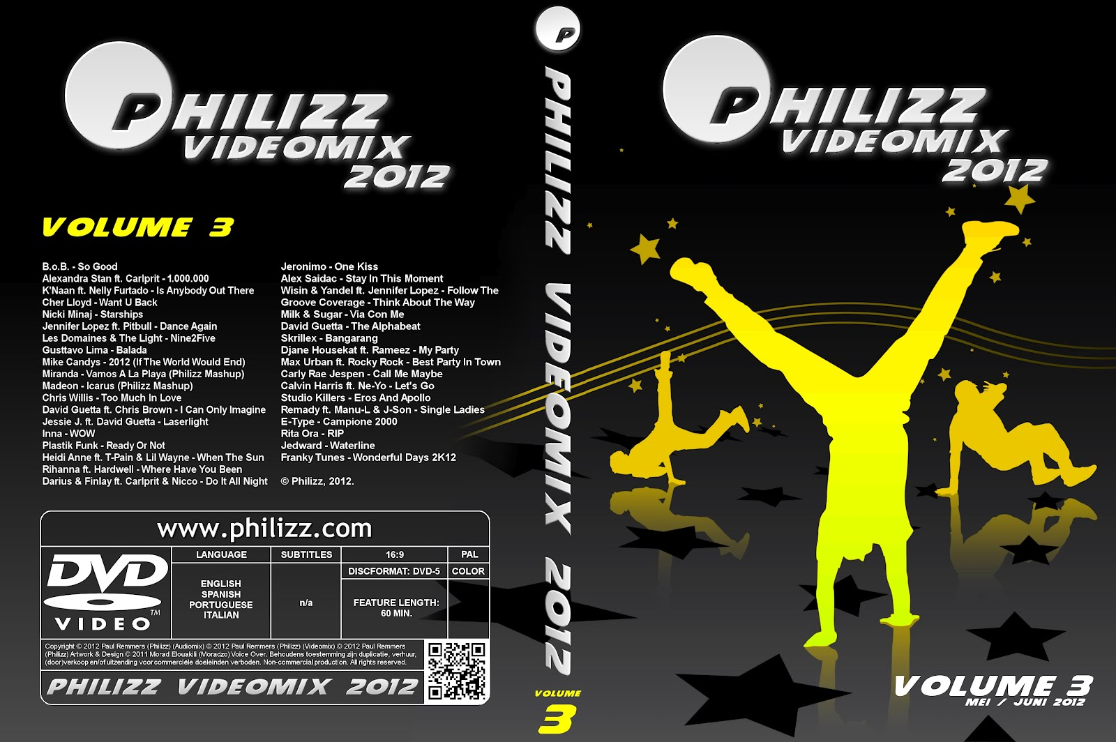 Philizz Videomix 2012 - Volume 3
