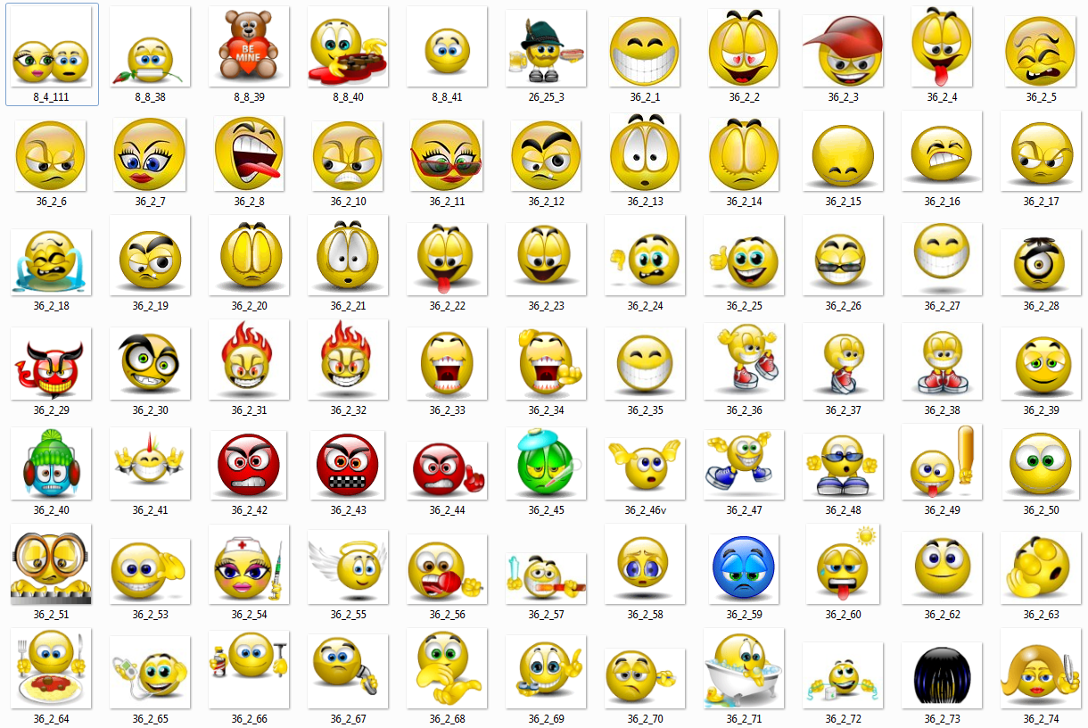 Facebook Emoticons Free Download For Pc - racingfile