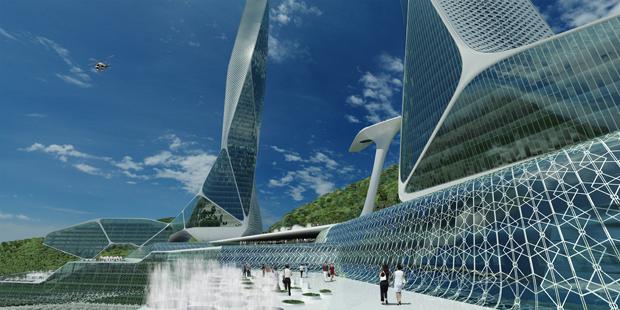 Vivo arquitectura penang global city center penang malasia for Simultaneo contemporaneo