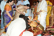 Siva Lanka Krishna Prasad Daughter wedding gallery-thumbnail-5