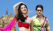 hot gorgeous tamannaah in Tadakha movie latest photos gallery