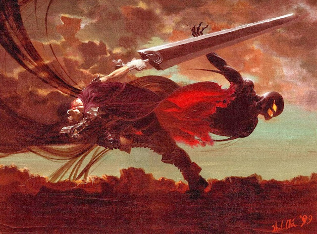 Berserk,anime wallpaper,demon