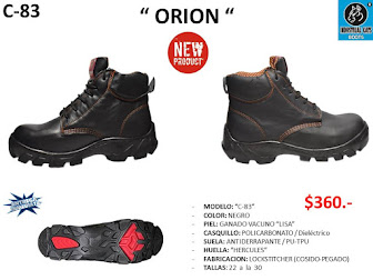 """MODELO  C83  """"ORION"""""""