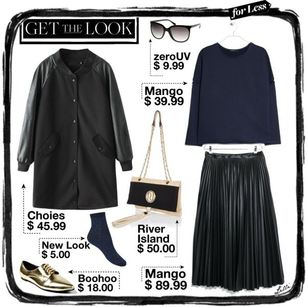 Get The Look - Street Style