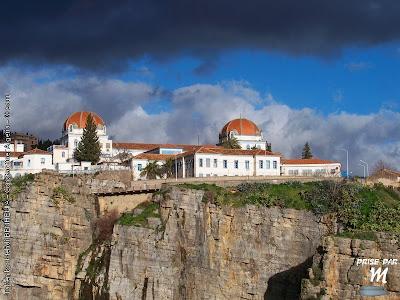 CHU de Constantine - Algérie, sur le vieux rocher