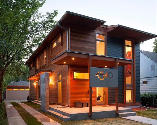 Foto Desain Rumah 2 Lantai Minimalis