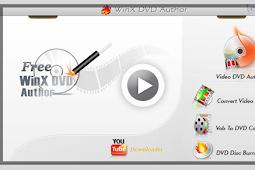 WinX DVD Author - Membuat Video DVD dari berbagai format