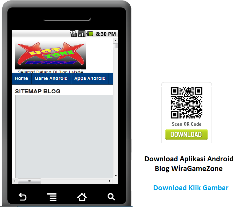 Blog WiraGameZone Apps Android